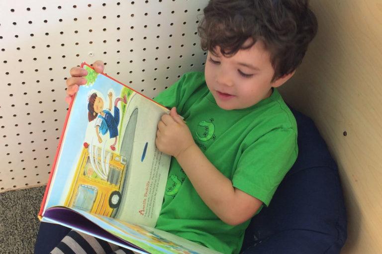 Enrichment Reading Time